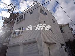 [一戸建] 兵庫県神戸市灘区篠原北町4丁目 の賃貸【/】の外観