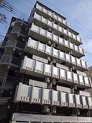 プレミアム西田辺[3階]の外観