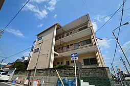 コーポモリ[2階]の外観