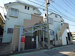 埼玉県川口市芝3丁目の賃貸アパートの外観