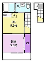 久留米大学前駅 4.4万円