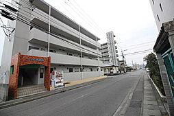ジョイフル政所[103号室]の外観