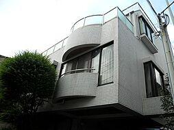 東京都中野区若宮1丁目の賃貸マンションの外観