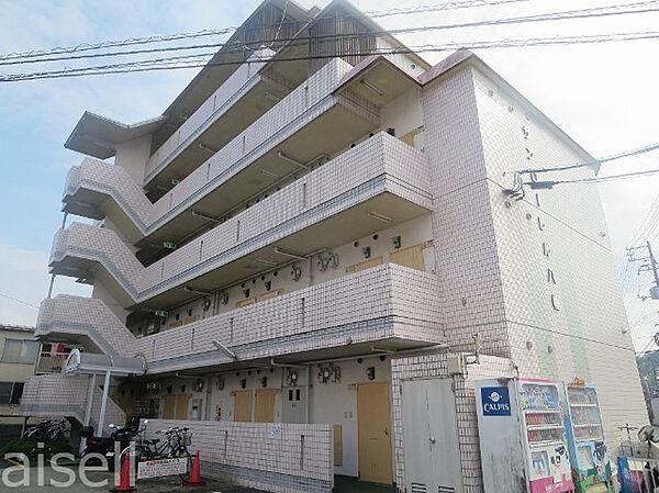 広島県広島市佐伯区八幡3丁目の賃貸マンション
