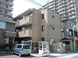 埼玉県草加市高砂2丁目の賃貸アパートの外観