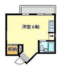 ダイドーメゾン垂水[3階]の間取り