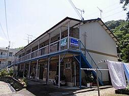 和歌山県和歌山市毛見の賃貸アパートの外観