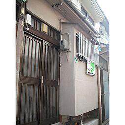 [一戸建] 大阪府大阪市阿倍野区相生通 の賃貸【/】の外観