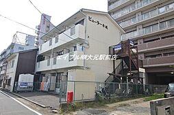 ビューラー赤坂[2階]の外観