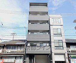 京都府京都市下京区堀之上町の賃貸マンションの外観