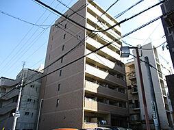 愛知県名古屋市千種区新池町4の賃貸マンションの外観