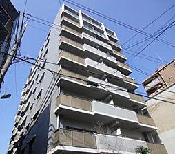 アルカディア玉造[2階]の外観