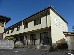 滋賀県近江八幡市日吉野町の賃貸マンションの外観
