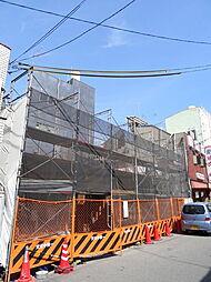 梅香新築マンション[3階]の外観