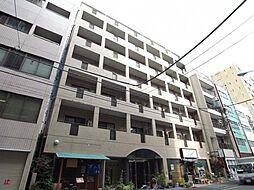 東京都中央区入船1丁目の賃貸マンションの外観
