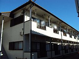 第二田辺コーポ[102号室]の外観