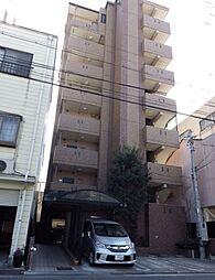 ソレアード関戸[6階]の外観