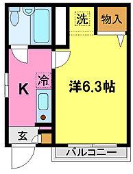 蘇我駅 3.2万円