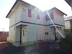 セレクト西B[B103号室]の外観