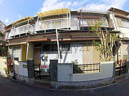 [テラスハウス] 兵庫県川西市平野2丁目 の賃貸【/】の外観