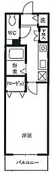 キララローネ[11階]の間取り