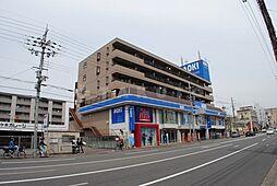 京都府京都市右京区西院四条畑町の賃貸マンションの外観