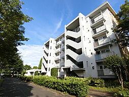東京都八王子市鹿島の賃貸マンションの外観