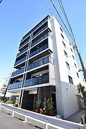東京都墨田区吾妻橋3丁目の賃貸マンションの外観