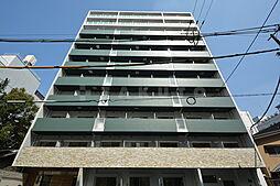 レジュールアッシュ難波MINAMI[2階]の外観