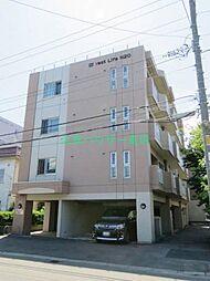北海道札幌市東区北二十条東19丁目の賃貸マンションの外観