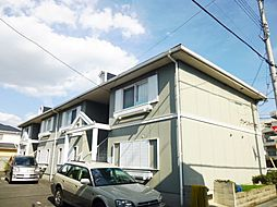 兵庫県伊丹市柏木町2丁目の賃貸アパートの外観