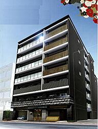 プレサンス京都二条京華 405[4階]の外観