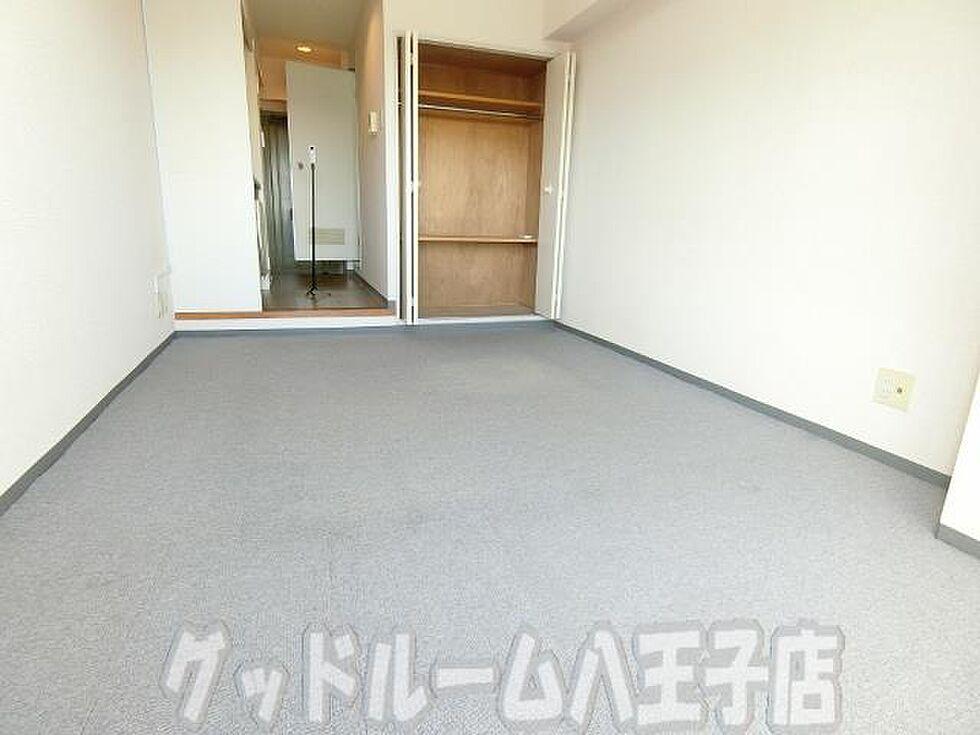 寝室(フレックス西八王子の写真 お部屋探しはグッドルームへ)