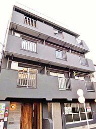 不動前アパートメント[2階]の外観