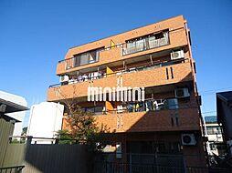グリンハイツ諏訪[3階]の外観