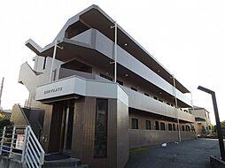 東京都八王子市横川町の賃貸マンションの外観