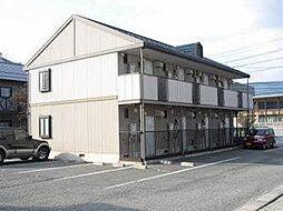 長野県長野市吉田4丁目の賃貸アパートの外観