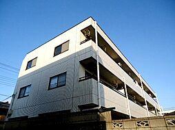 横田ハイツ[301号室]の外観