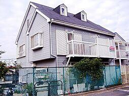 [テラスハウス] 神奈川県横須賀市林3丁目 の賃貸【/】の外観