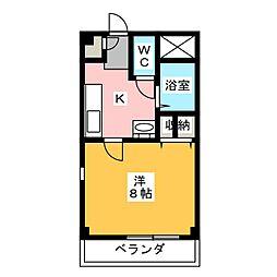 フィオーレ(相原郷)[2階]の間取り