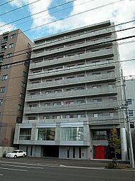 アルファスクエア大通東3[8階]の外観