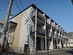 大阪府八尾市恩智北町2の賃貸アパートの外観