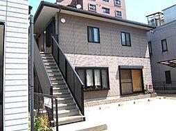 兵庫県明石市西明石南町2丁目の賃貸アパートの外観