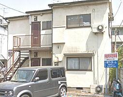 東京都練馬区北町8丁目の賃貸アパートの外観