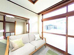 釧路市春採4丁目 戸建て 4LDKの居間