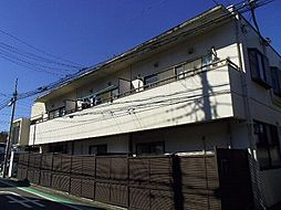 神奈川県横浜市磯子区中原3丁目の賃貸マンションの外観