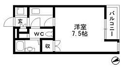 野里駅 3.7万円