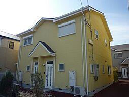 リッツハウスABCDE[C2号室]の外観