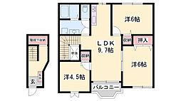 山陽網干駅 4.4万円