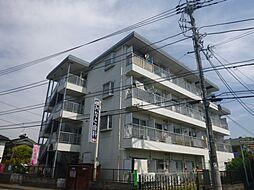 東京都八王子市西寺方町の賃貸マンションの外観